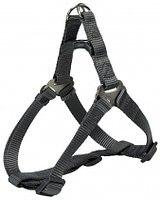 Шлея В НАЛИЧИИ TRIXIE для собак Premium One Touch harness, М, 50-65см/20мм