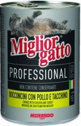 Консерва В НАЛИЧИИ Miglior gatto Professional куриная печень, 405г