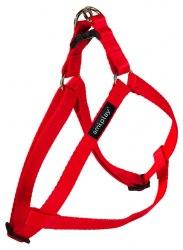 Шлея В НАЛИЧИИ Amiplay Basic M 30-55/1,5 см, красная