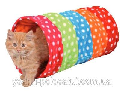 Шуршащий туннель В НАЛИЧИИ для кошек 25*50см