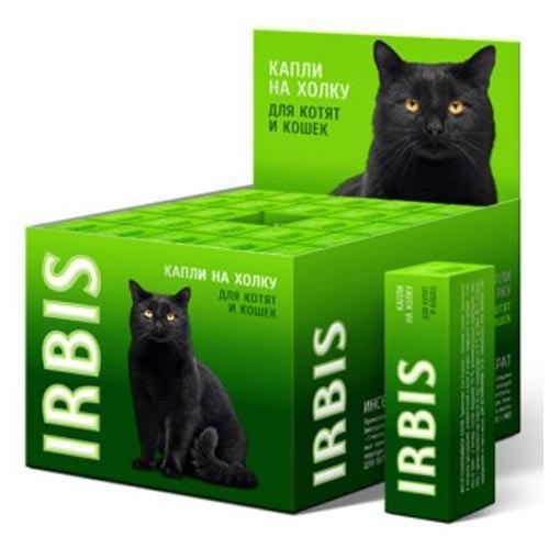 Биокапли В НАЛИЧИИ Ирбис Фортэ, 1 фл для котят и кошек