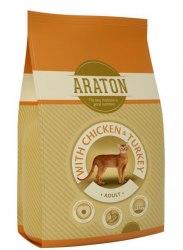 Сухой корм НА РАЗВЕС Araton Cat Chicken&Turkey 1 кг