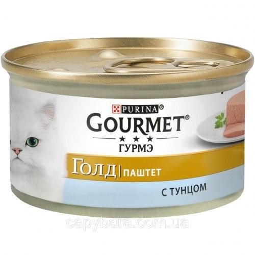 Консерва В НАЛИЧИИ Gourmet Gold паштет с тунцом, 85г