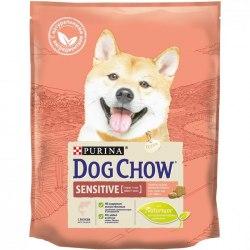 Сухой корм НА РАЗВЕС Dog Chow SENSETIVE ADULT с Лососем и рисом - 1 кг