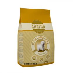 Сухой корм НА РАЗВЕС Araton Adult Lamb&Rice для взрослых собак всех пород, 1 кг