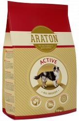 Сухой корм НА РАЗВЕС Araton Adult Active, 1 кг