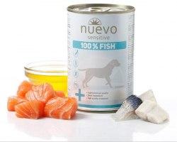 Консерва В НАЛИЧИИ Nuevo Sensitive со 100% рыбой, 375г