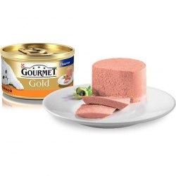 Консерва В НАЛИЧИИ Gourmet Gold паштет с индейкой, 85г