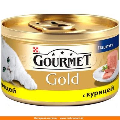 Консерва В НАЛИЧИИ Gourmet Gold паштет с курицей, 85г
