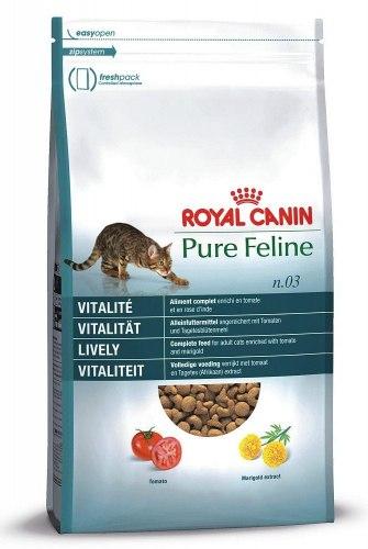 Сухой корм НА РАЗВЕС Royal Canin Pure Feline Vitality 1 кг