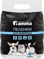 Пеленки В НАЛИЧИИ Gamma 40*60 см, 1 шт