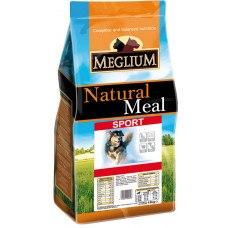 Сухой корм MEGLIUM Dog Sport 15 кг