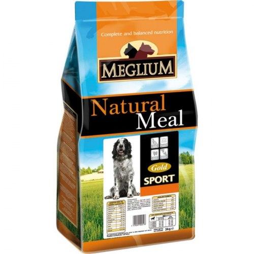 Сухой корм MEGLIUM Sport Gold 3 кг