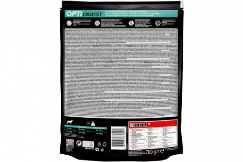 Сухой корм В НАЛИЧИИ ProPlan Grain Free для мелких и карликовых пород с индейкой, 700г