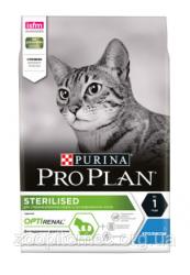 Сухой корм НА РАЗВЕС ProPlan для стерилизованных кошек с кроликом, 1 кг