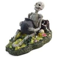Грот Laguna аэрационный Скелет 100*170*100мм