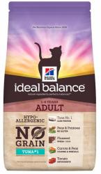 Сухой корм В НАЛИЧИИ Hill's Ideal Balance No Grain натуральный беззерновой сухой корм для кошек с тунцом и картофелем 1,5 кг