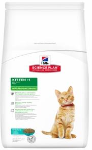 Сухой корм В НАЛИЧИИ Hill's Science Plan Healthy Development сухой корм для котят с тунцом 400 г
