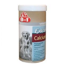 Добавка 8 in 1 Exsel Calcium 880 таб. (1 таб на 10 кг)