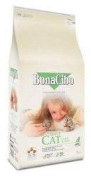 Сухой корм BonaCibo Adult Cat с ягненком и рисом, 5 кг