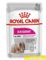 Консерва В НАЛИЧИИ Royal Canin Exigent Care Canine, 85г