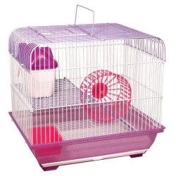 Клетка для мелких животных, эмаль, 345*260*320мм