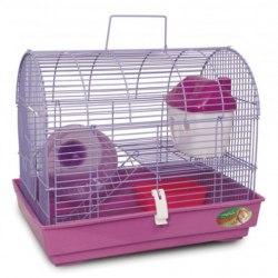 Клетка для мелких животных, эмаль, 340*235*290мм