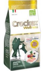 Сухой корм В НАЛИЧИИ CROCKEX WELLNES MINI DOG Adult Duck & Rice 2 кг
