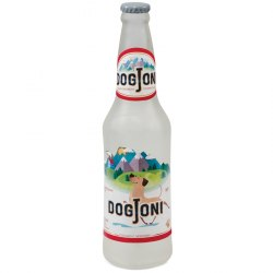 Игрушка В НАЛИЧИИ Triol из винила Бутылка - DogJoni, 240 мм