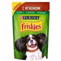Консерва Friskies с ягненком, 85 г