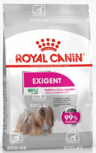 Сухой корм НА РАЗВЕС Royal Canin Mini Exigent 1 кг