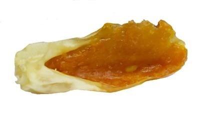 Лакомство В НАЛИЧИИ Рецепт №2, Заячьи ушки с мясом зайца, 100г (на развес)