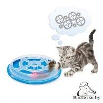 Игрушка интерактивная В НАЛИЧИИ Vertigo c мячиком для кошек