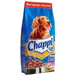 Сухой корм НА РАЗВЕС Chappi для собак всех пород Сытный мясной обед Мясное изобилие 1кг