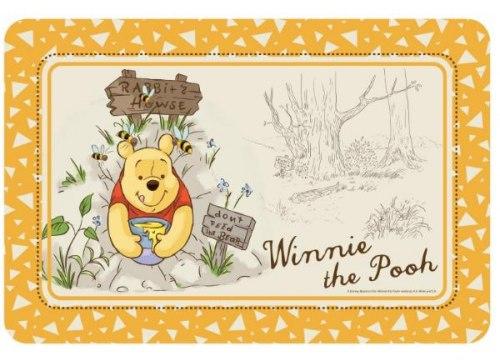 Коврик Triоl-Disney Disney Winnie the Pooh, 430*280мм