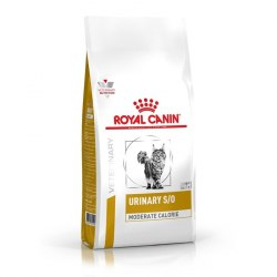 Сухой корм Royal Canin Urinary Feline S/O Moderate Calorie - 7 кг