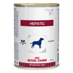 Консерва Royal Canin Hepatic Canin, 420г