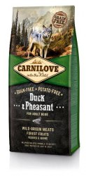 Сухой корм Carnilove Duck & Pheasant for Adult 12 кг