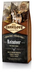 Сухой корм Carnilove Reindeer for Adult 12 кг