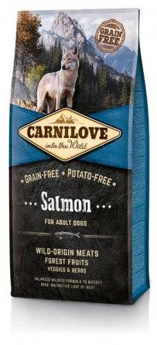Сухой корм Carnilove Salmon for Adult 12 кг