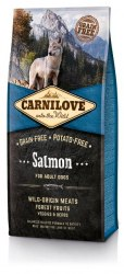 Сухой корм Carnilove Salmon for Adult 12 кг
