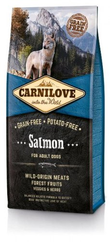 Сухой корм Carnilove Salmon for Adult 1,5 кг