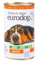 Консерва В НАЛИЧИИ Eurodog с говядиной, 1240г