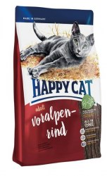 Сухой корм Happy Cat Supreme Adult (Баварская говядина)1,4 кг
