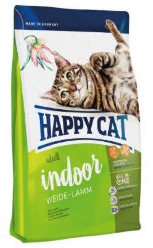 Сухой корм Happy Cat Adult Indoor (Ягненок с фермы) 1,4 кг