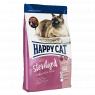 Сухой корм Happy Cat Sterilised Voralpen-Rind (говядина) 4 кг