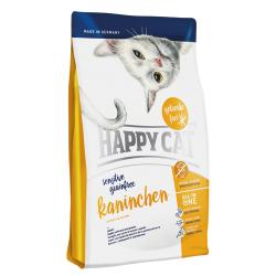 Сухой корм Happy Cat Sensitive Grainfree Kaninchen 4 кг