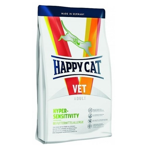 Сухой корм Happy Cat VET Diet Hypersensitivitу 1,4кг