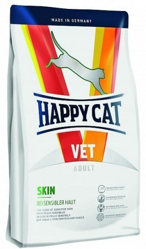 Сухой корм Happy Cat VET Diet Skin 1,4 кг