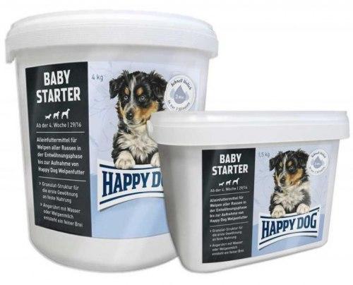 Сухой корм Happy Dog Baby Starter 4 кг